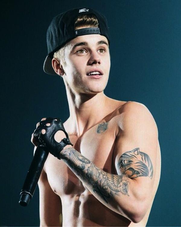 Justin Bieber Tattoo Bedeutung